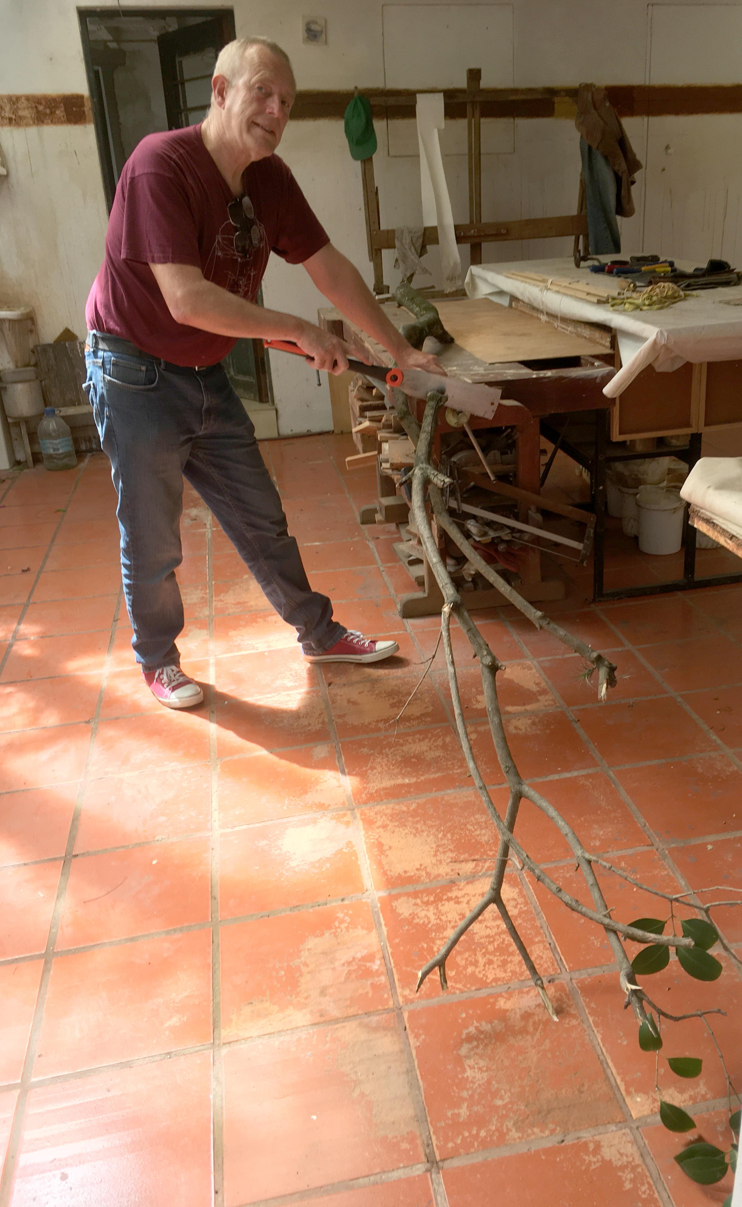 sawing 2